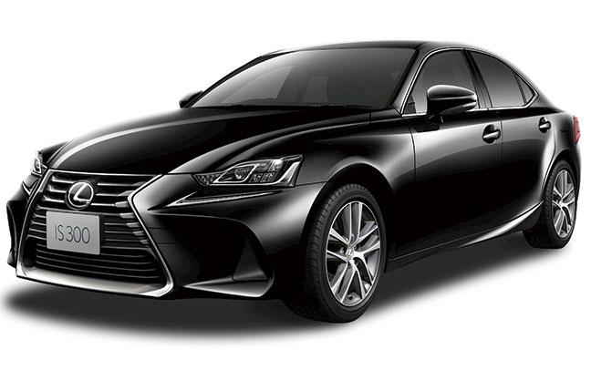 スポーティなデザインと走りが人気のレクサスIS