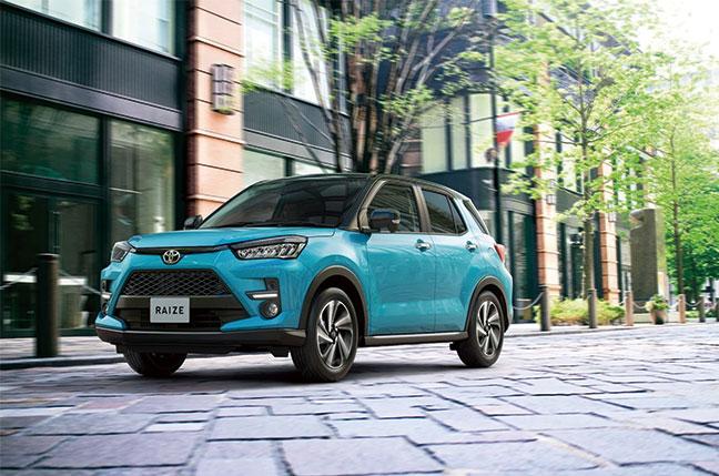 ライズ (RAIZE)の燃費性能に迫る!若者に大人気の5ナンバーSUVはどのくらい低燃費?