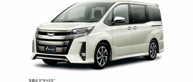 トヨタのミニバン「ノア」!低燃費などファミリーに人気な理由や機能性を解説!