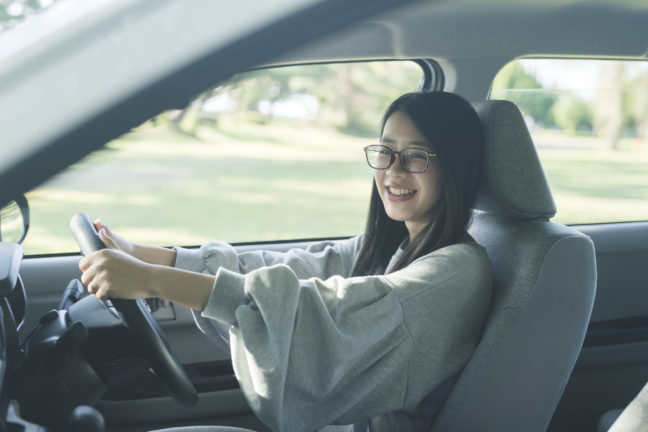 お客様の声 File.07 クルマのこと全然分からない私でも新車に乗れるKINTOで即決
