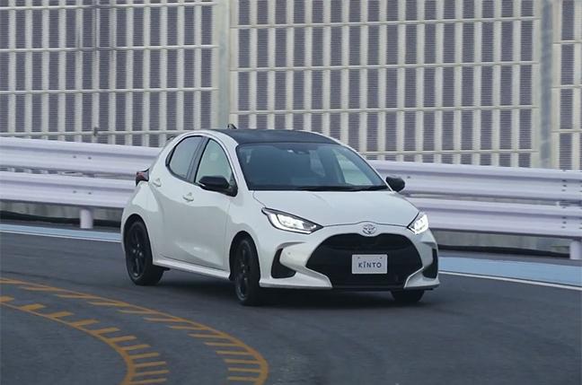 ヤリス【KINTO専用にカスタムした特別仕様車】の魅力とは?