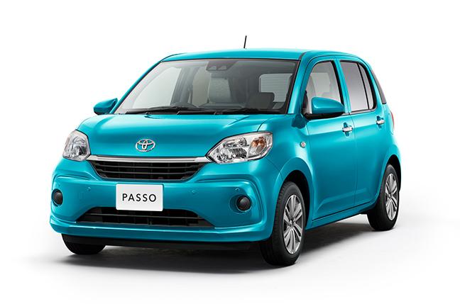 トヨタ「パッソ」の燃費や豊富なカラーをチェック!