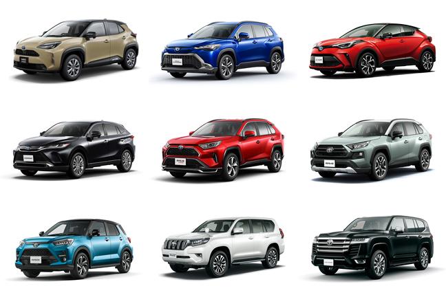 【2021年秋】トヨタSUV燃費ランキング!燃費のいいSUVは?