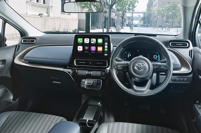 【2021年】トヨタ新型アクアの内装を画像中心に紹介!